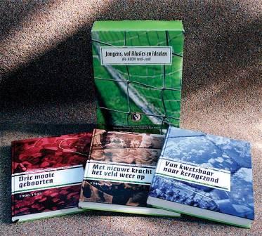Jubileumboek 2008 nog verkrijgbaar